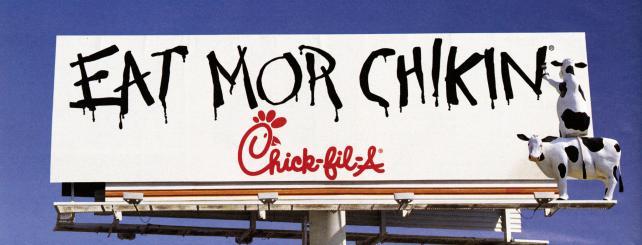 Chick-fil-A's ad campaign isn't cute, it's dangerous