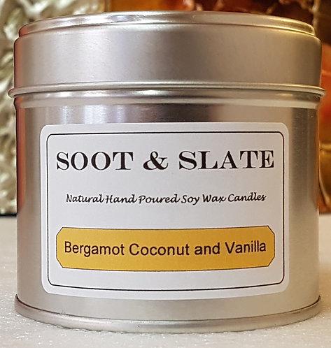 Bergamot Coconut & Vanilla