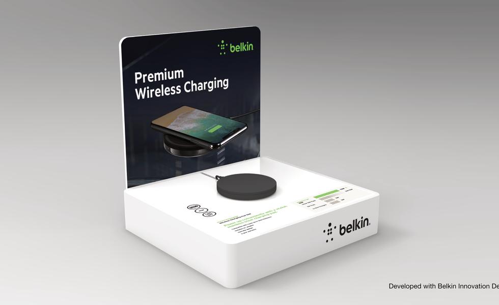 Belkin Charge Pad Display