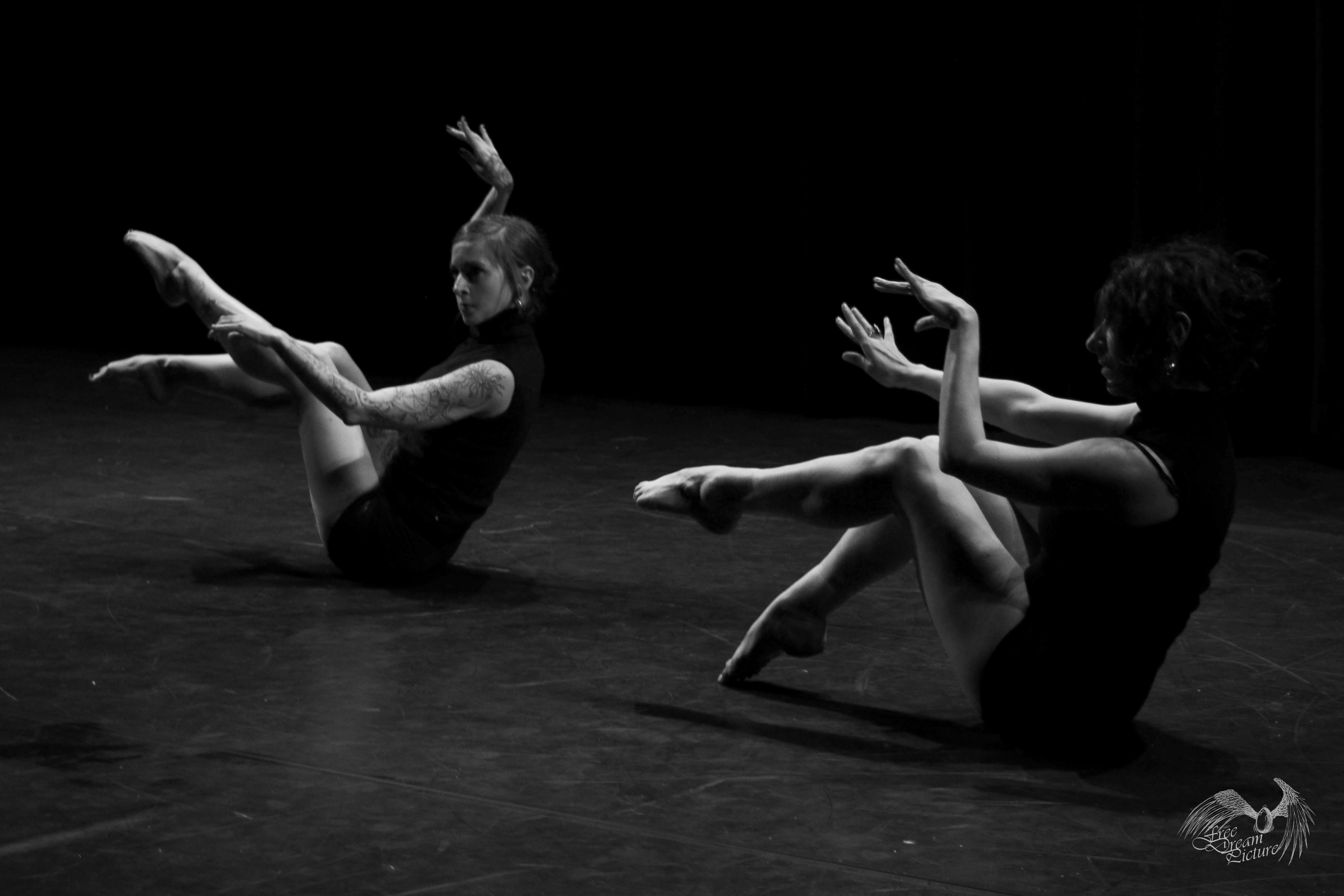 Caroline Achouri / Jessica Nadyka