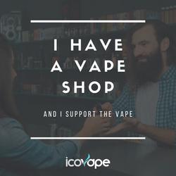 I have a vape shop