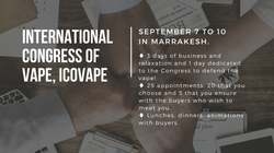 International Congress of vape, icovape