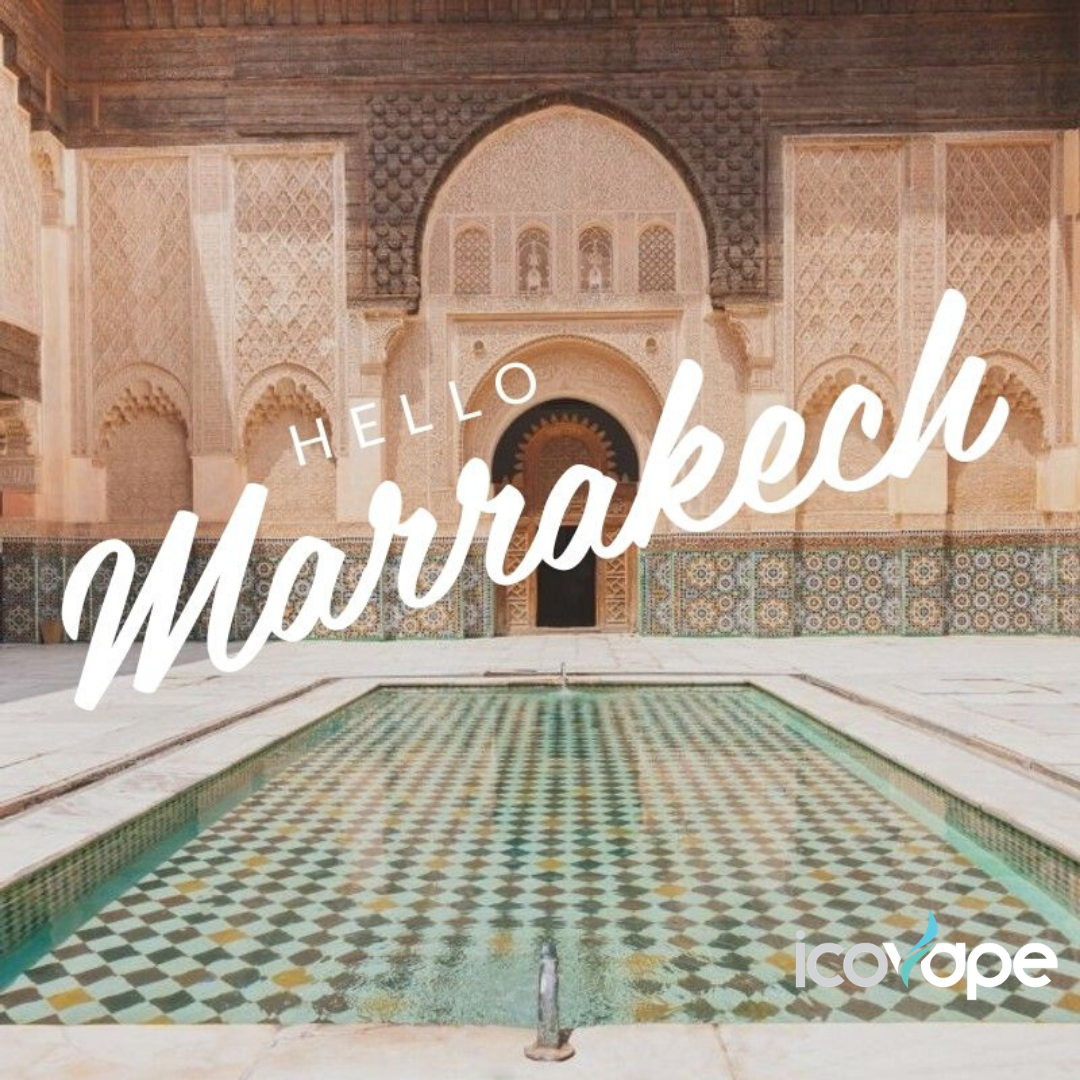 Hello Marrakech