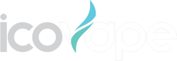 Logo court Icovape blanc