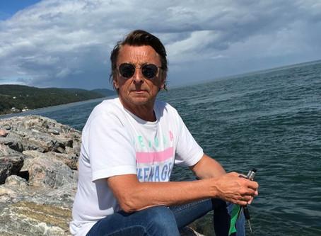 Julien Bovy, le gérant de VAPORUS