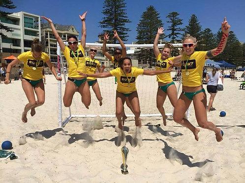 Beach Player Registration