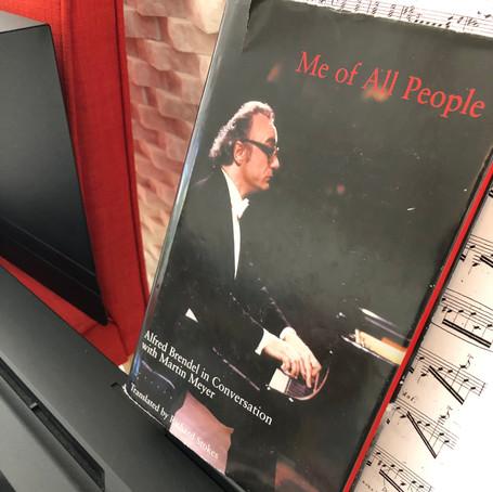 Alfred Brendel's Me of All People