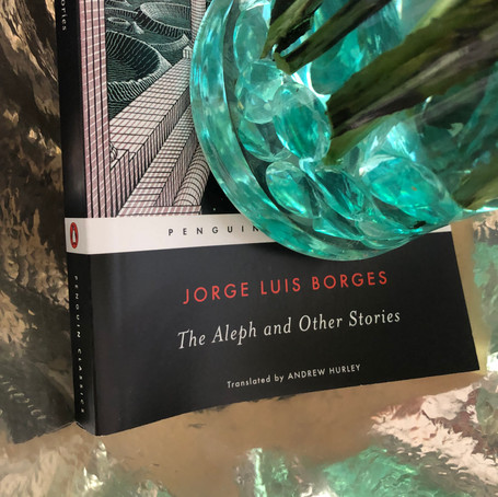 Jorge Luis Borges' The Aleph and Other Stories