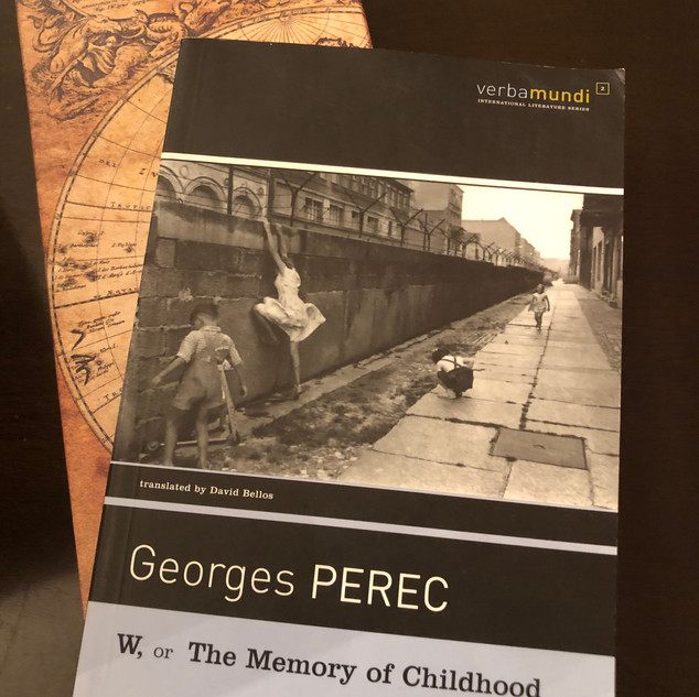 Georges Perec's W, or The Memory of Childhood