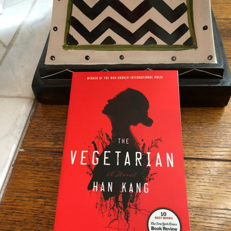 Han Kang's The Vegetarian