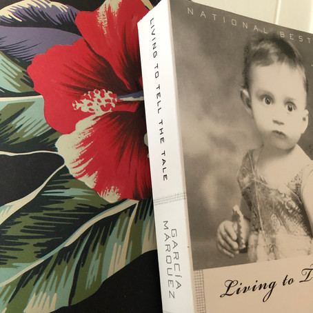 Gabriel Garcia Marquez's Living To Tell The Tale
