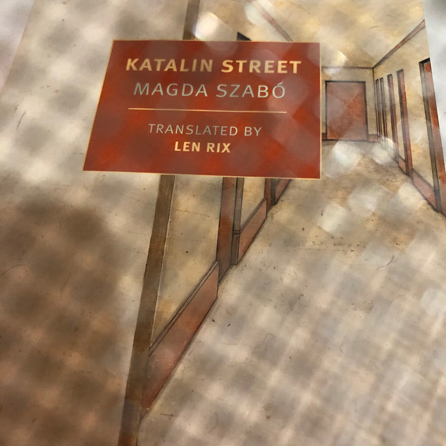 Magda Szabo's Katalin Street