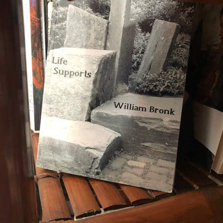 William Bronk's Life Supports