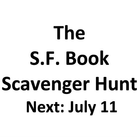 Next Scavenger Hunt: July 11