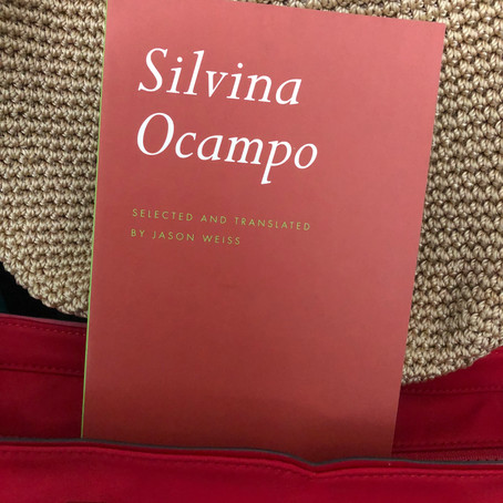 Silvina Ocampo's Selected Poems