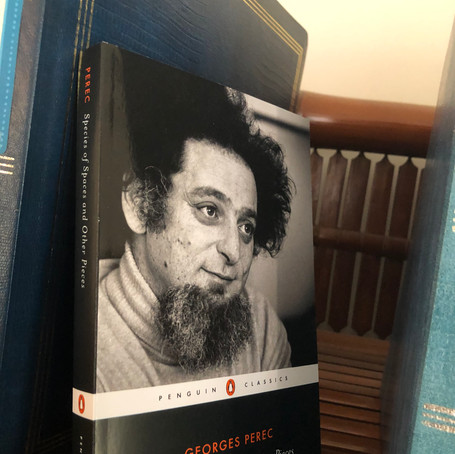 Georges Perec's Species of Spaces and Other Places