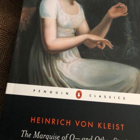 Heinrich von Kleist's The Marquise of O -- and Other Stories