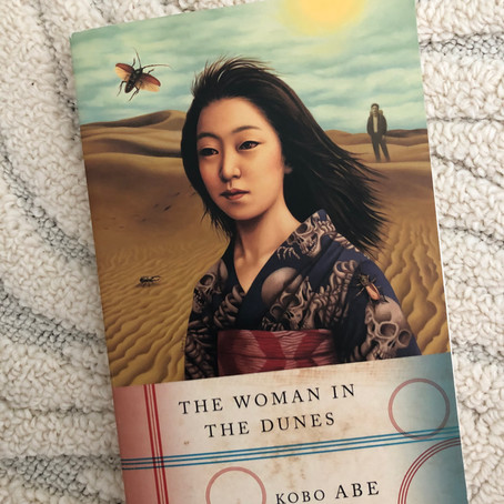 Kobo Abe's The Woman in the Dunes