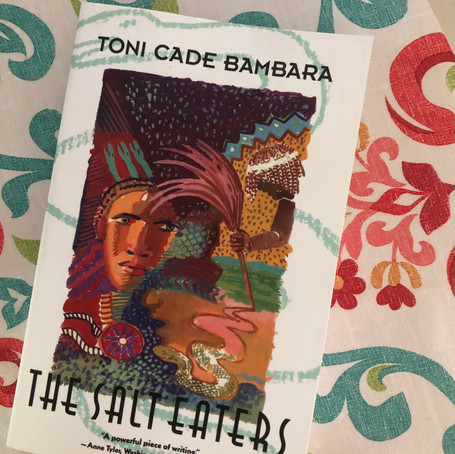Toni Cade Bambara's The Salt Eaters