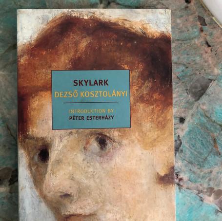 Dezso Kosztolanyi's Skylark