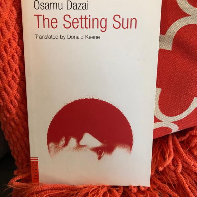 Osamu Dazai's The Setting Sun