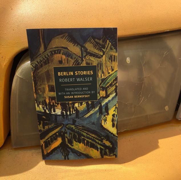 Robert Walser's Berlin Stories (Silver Lake)