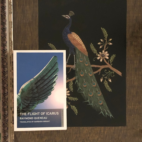 Raymond Queneau's The Flight of Icarus
