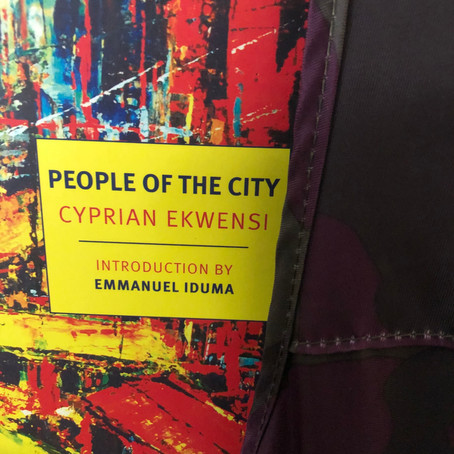 Cyprian Ekwensi's People of the City