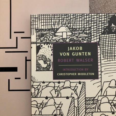 Robert Walser's Jakob von Gunten
