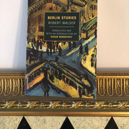 Robert Walser's Berlin Stories