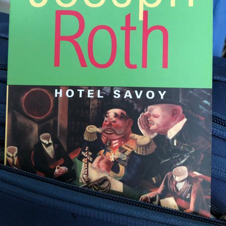 Joseph Roth's Hotel Savoy