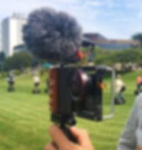 Iphone Spezial-Filmhalterung und Externe