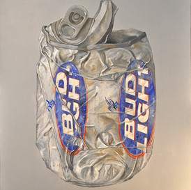 Bud Light Can
