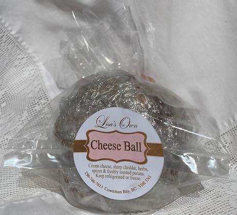 Amazing Cheeseballs