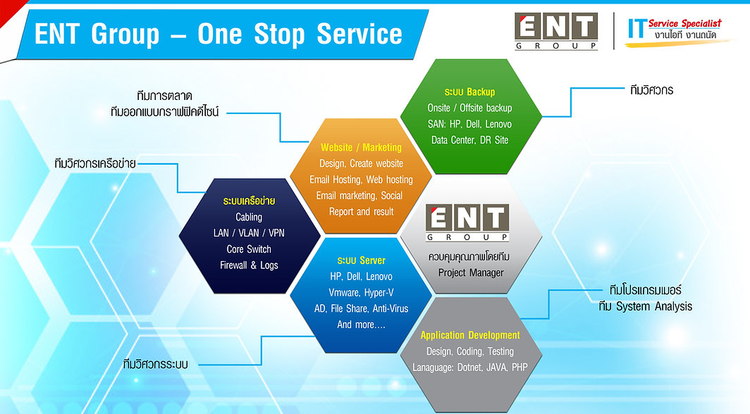 Solutions | ENT GROUP CO.,LTD.