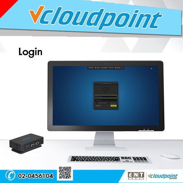 vcloudpoint zero client | ENT GROUP CO.,LTD.