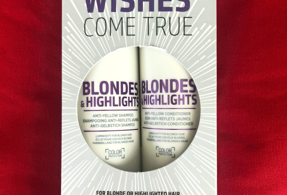 Goldwell Blondes & Highlights Shampoo & Conditioner Set