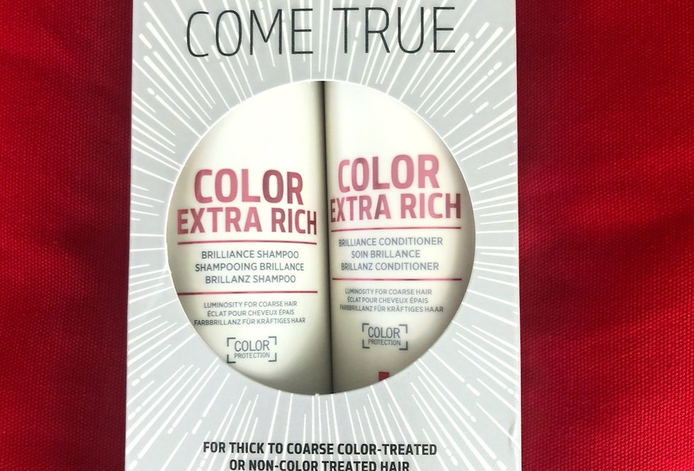 Goldwell Color Extra Rich Shampoo and Conditioner