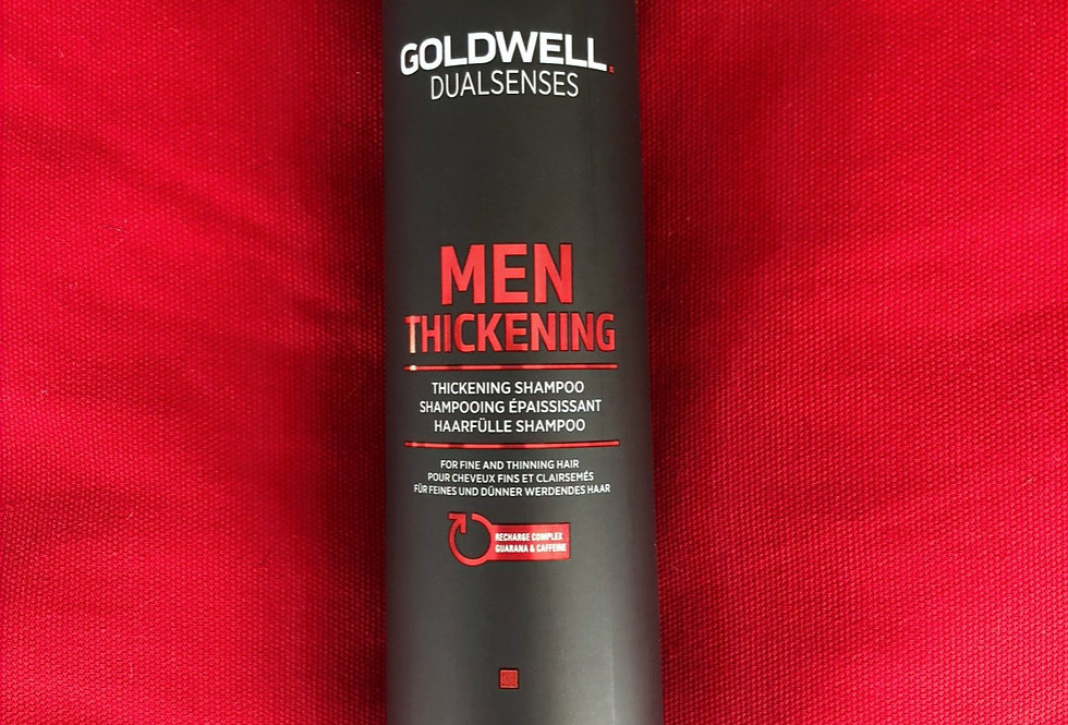 Goldwell Dualsenses Men Thickening Shampoo