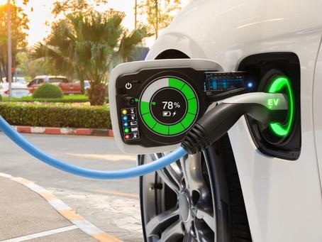 Boom delle vendite di auto elettriche in UK: +186% nel 2020