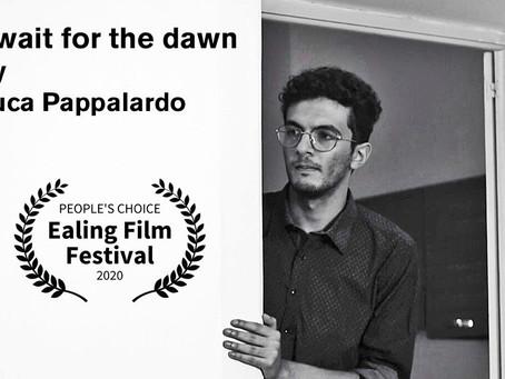 Un giovane italiano vince l'Ealing Film Festival a Londra