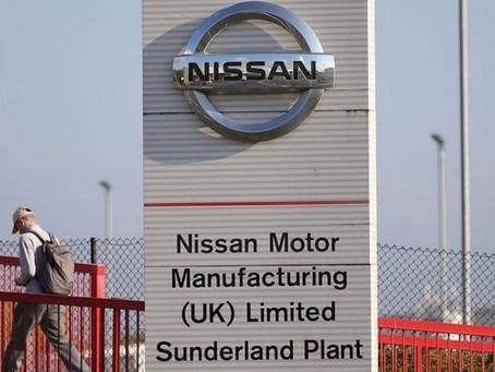Nissan decide di aumentare gli investimenti in UK