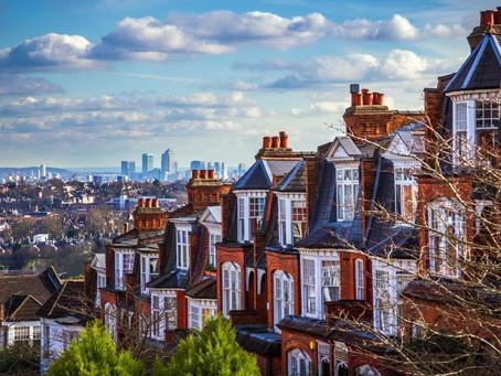 Il prezzo medio delle case a Londra ha superato 500mila sterline