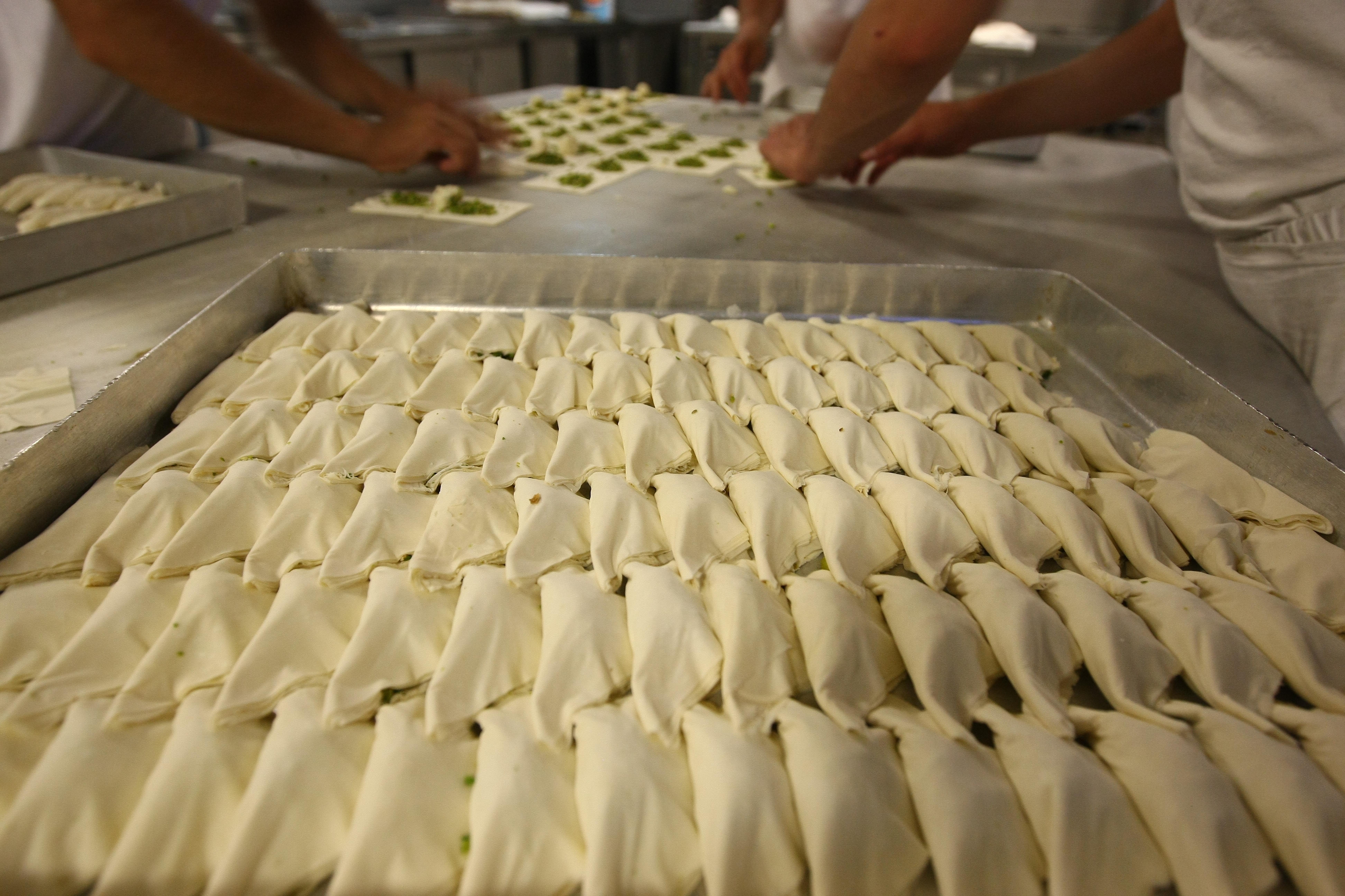 Baklava Produktion Sultan