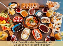 SULTAN SARAY BRUNCH - Serpme Kahvaltı