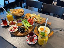 Anadolu Frühstück ab 2 Personen