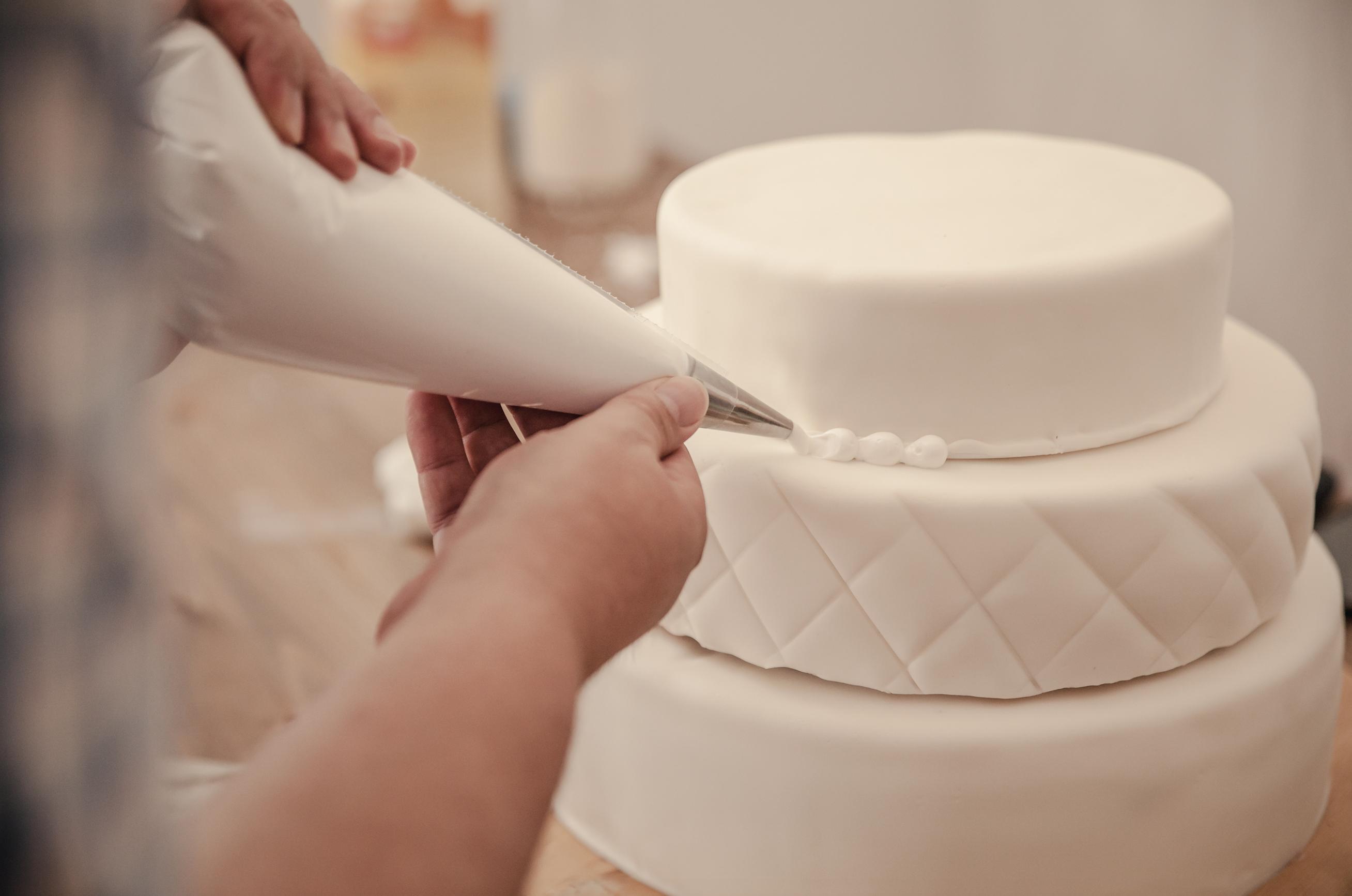 Hochzeitstorten Herstellung Sultan