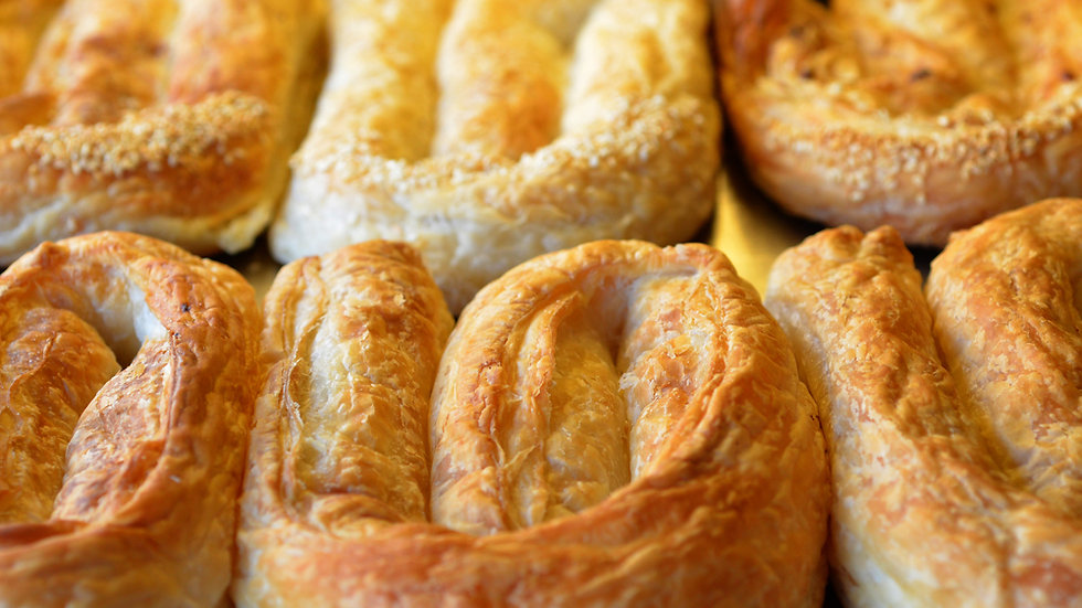 Balkan Börek Hackfleisch