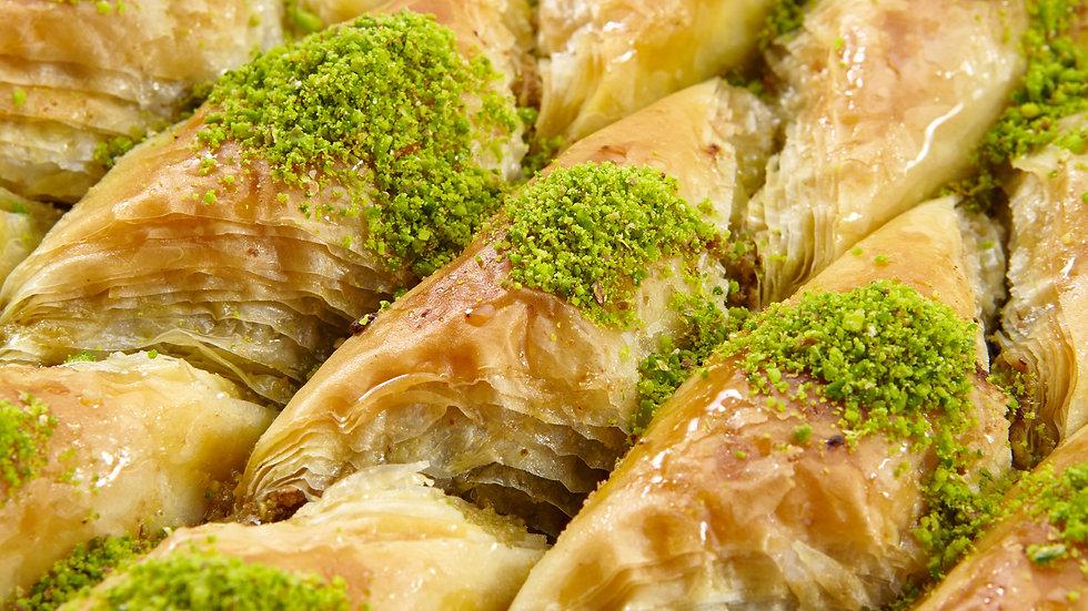 Söbiyet Baklava mit Antep Pistazien 3,5kg