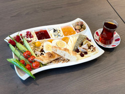 Sultan Frühstücksteller
